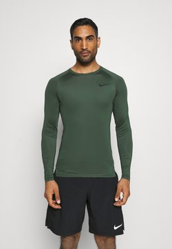 Nike Performance - TIGHT - Funktionsshirt - galactic jade/black