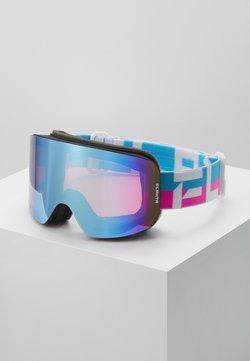 Flaxta - PRIME UNISEX - Skibril - bright pink/blue