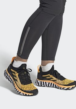 adidas Performance - TERREX TWO TRAIL RUNNING - Zapatillas de trail running - gold