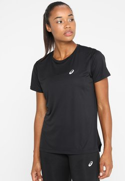 ASICS - Camiseta estampada - performance black