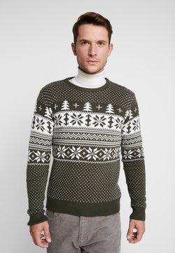 Solid - THEJS - Pullover - rosin