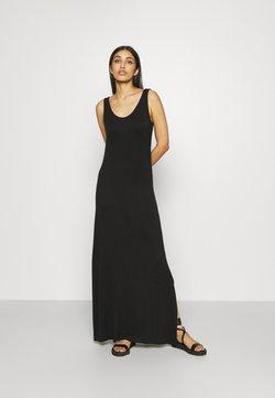 Vila - VIDINA DRESS - Maxi-jurk - black