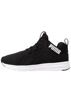 Puma - ENZO EDGE MESH - Zapatillas de entrenamiento - black/white