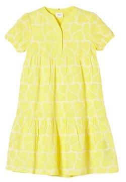 s.Oliver - Freizeitkleid - light yellow