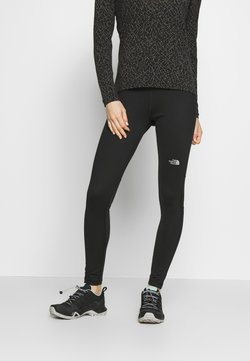 The North Face - WOMENS AMBITION MID RISE - Medias - black