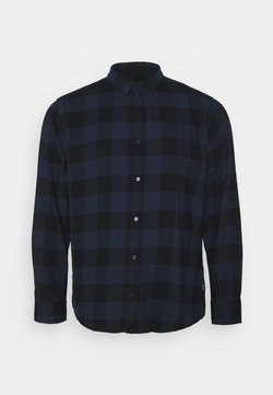 Only & Sons - B&TONSGUDMUND CHECKED - Chemise - dress blues
