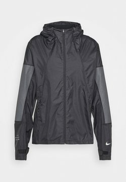 Nike Performance - RUN - Laufjacke - black/reflect black