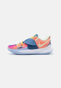 Nike Performance - KYRIE LOW 3 - Basketball shoes - atomic pink/stone blue