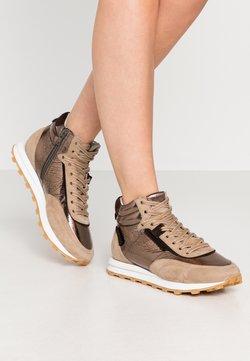 Kennel + Schmenger - ICON - Sneakers hoog - brass/leon/moc