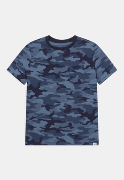 GAP - BOY  - Printtipaita - blue