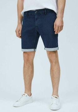 Pepe Jeans - JAMES - Shorts di jeans - indigo blau