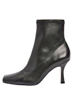 Next - High Heel Stiefelette - black