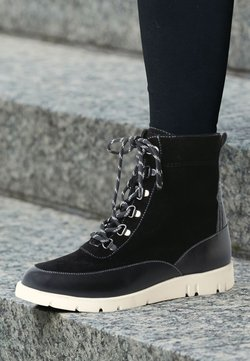 Next - WITH MOTION FLEX  - Bottines à lacets - black