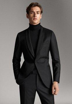 Massimo Dutti - Veste de costume - black