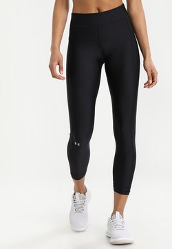 Under Armour - ANKLE CROP - Tights - black