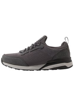 Skechers - NORGEN - Slipper - charcoal