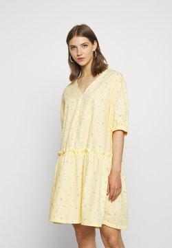 Monki - ROBIN DRESS - Day dress - yellow