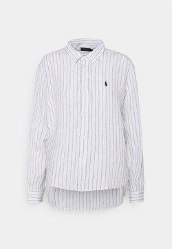 Polo Ralph Lauren - STRIPE - Hemdbluse - white/ polo