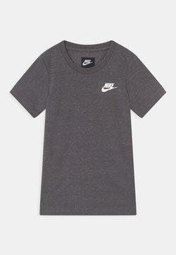 Nike Sportswear - FUTURA  - T-shirt basic - gunsmoke heather