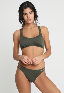 Bruno Banani - ALEXA BUSTIER SET - Bikini - oliv