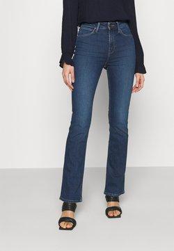 Lee - BREESE BOOT - Jeans bootcut - dark bristol