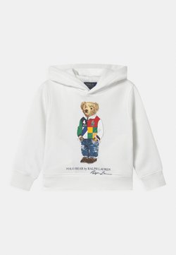 Polo Ralph Lauren - HOOD - Sweater - white