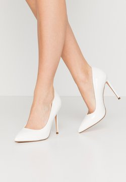 Buffalo - JULIET - High Heel Pumps - white