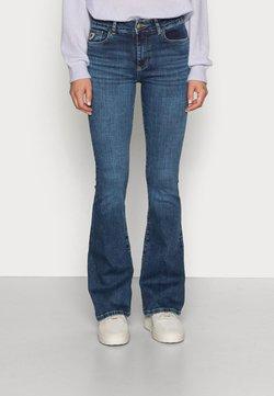 LOIS Jeans - RAVAL - Jeansy Dzwony - cross stone