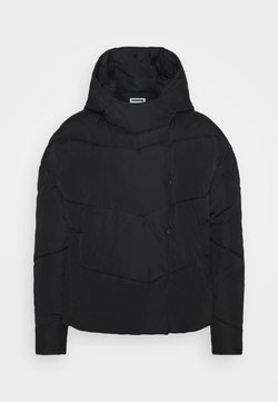 Noisy May Tall - NMWALLY JACKET TALL - Winterjacke - black