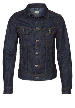 Lee - RIDER - Kurtka jeansowa - worn rinse