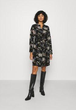 Vero Moda - VMSASHA V-NECK DRESS - Blusenkleid - black