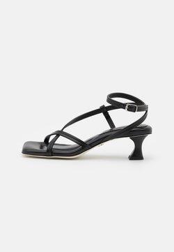 Proenza Schouler - SETA LUX - Sandals - nero
