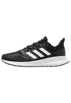 adidas Performance - RUNFALCON - Laufschuh Neutral - core black/footwear white