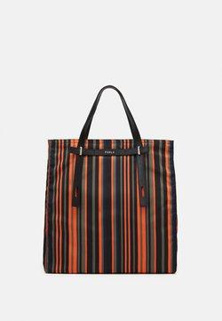 Furla - MAN GIOVE SHOPPER TESSUT UNISEX - Shopping Bag - toni orange