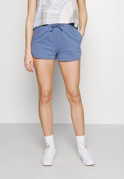 Vila - VIRUST - Shorts - colony blue