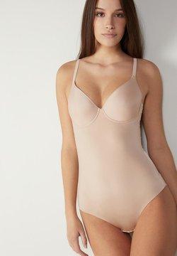 Intimissimi - FRANCESCA - Body / Bodystockings - beige