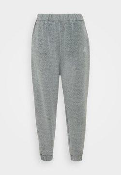 SIKSILK - BRUSHED JOGGER - Jogginghose - washed grey