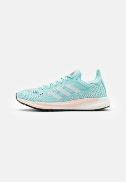 adidas Performance - SOLAR GLIDE 3 - Zapatillas de running neutras - frost mint/footwear white/pink tint