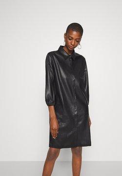 Opus - WELOSA - Robe chemise - black