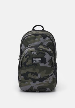 Puma - ACADEMY BACKPACK UNISEX - Reppu - forest night