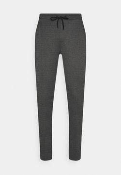 Cars Jeans - GROPE TROUSER - Stoffhose - black