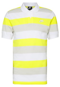 Nike Sportswear - MATCHUP STRIPE - Polo - white