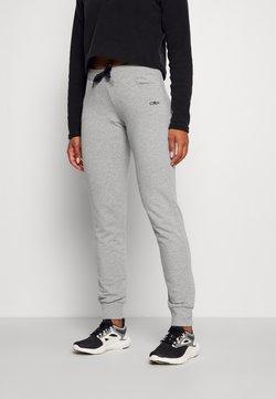 CMP - WOMAN LONG PANT - Jogginghose - grigio melange