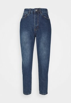 Missguided Petite - RIOT MOM  - Jeans Tapered Fit - indigo
