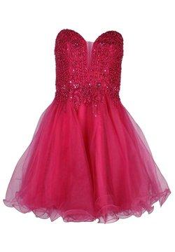 Unique - Cocktailkleid/festliches Kleid - pink
