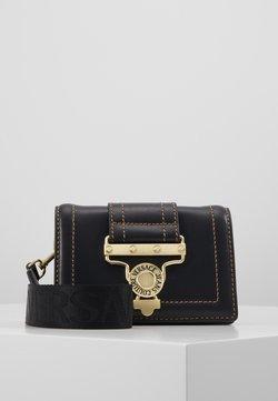 Versace Jeans Couture - BELT BAG BUCKLE - Gürteltasche - nero