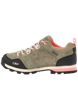 CMP - ALCOR LOW TREKKING SHOE WP - Hikingschuh - kaki