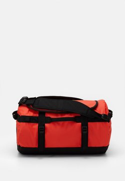 The North Face - BASE CAMP DUFFEL S UNISEX - Treningsbag - flare/black