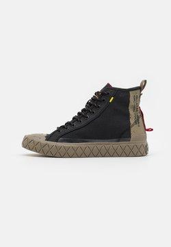 Palladium - PALLA ACE SUPPLY MID - Sneakersy wysokie - black
