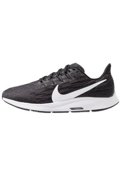 Nike Performance - AIR ZOOM PEGASUS 36 - Löparskor stabilitet - black/white/thunder grey
